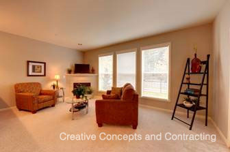 Model home example Gresham Oregon