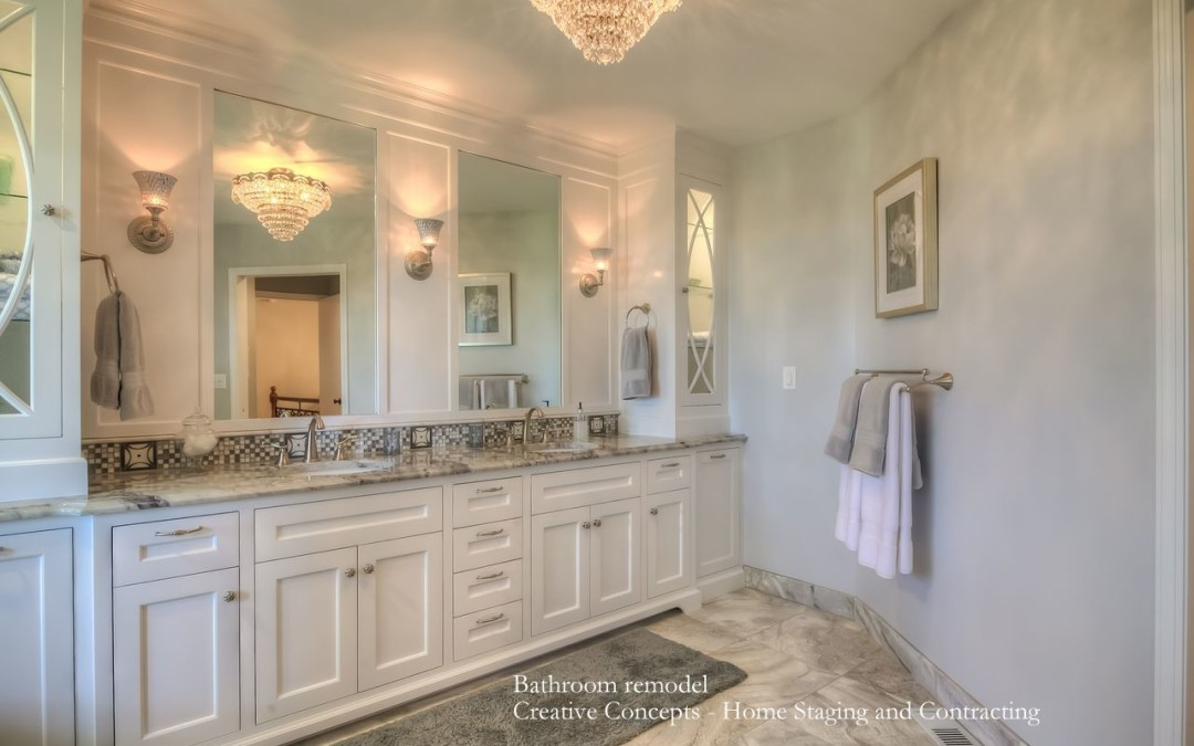 Bathroom Remodeling Jobs remodeling tips & ideas | home staging : creative concepts and