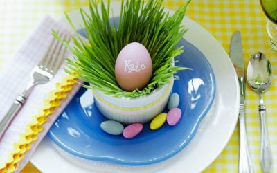 Easy Easter Decor Ideas!
