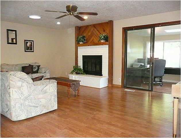 affordable living room remodel