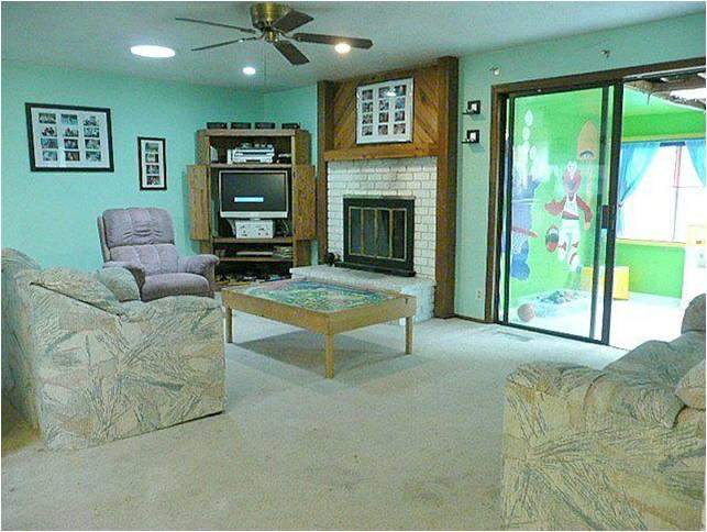 living room remodeling done affordably
